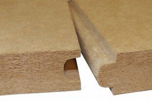 Holzfaserdämmplatte als diffusionsoffene Unterdeckplatte