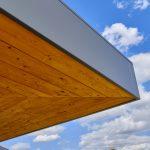 Kante eines Flachdaches. Bild: alwitra/Sven-Erik Tornow