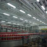 Produktionsstraße, Getränkedosen
