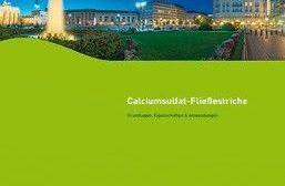 Cover Fließestrich-Merkblatt