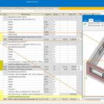 Bis in die einzelne Bauteilschicht stehen alle DBD-BIM Elements Informationen zur Verfügung
