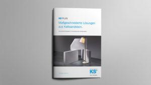 Broschüre für maßgeschneiderte Lösungen aus Kalksandstein