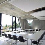 Ein BTA-Lüftungssystem versorgt die Unterrichtsräume des Grimmelshausen-Gymnasiums in Gelnhausen mit hygienisch frischer Außenluft