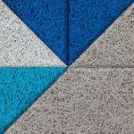 Geometrische Formen in mehreren Kombinationen