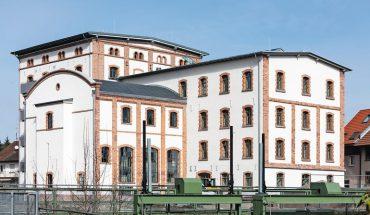 Gläserne Trennwände für die Alte Mühle in Willstätt. Bild: Feco-Feederle