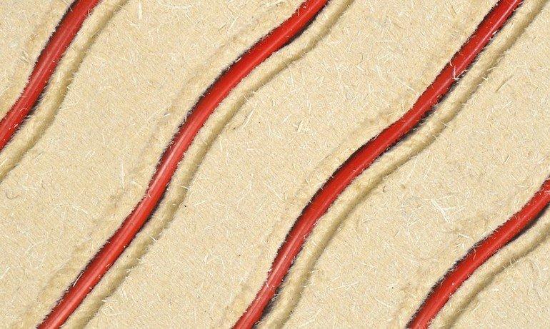Wand- und Deckenheizung inklusive Innendämmung