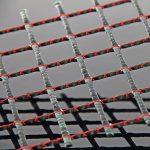 Gitternetzwerk. Bild: V. Fraas Solutions in Textile