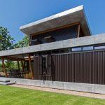 Wochenendhaus auf Nordseeinsel. Bild: Cladding Partners