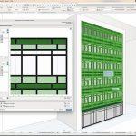 Freiform-Fassadengestaltung mit Live-Schnittstelle zu Design-Werkzeugen. Bild: Graphisoft