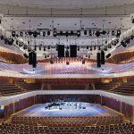 Höchste Ansprüche an Auge und Ohr erfüllt der perfekt ausgestattete Konzertsaal. Bild: Ilya Ivanov (photoivanov.com/bw_gallery/home/)