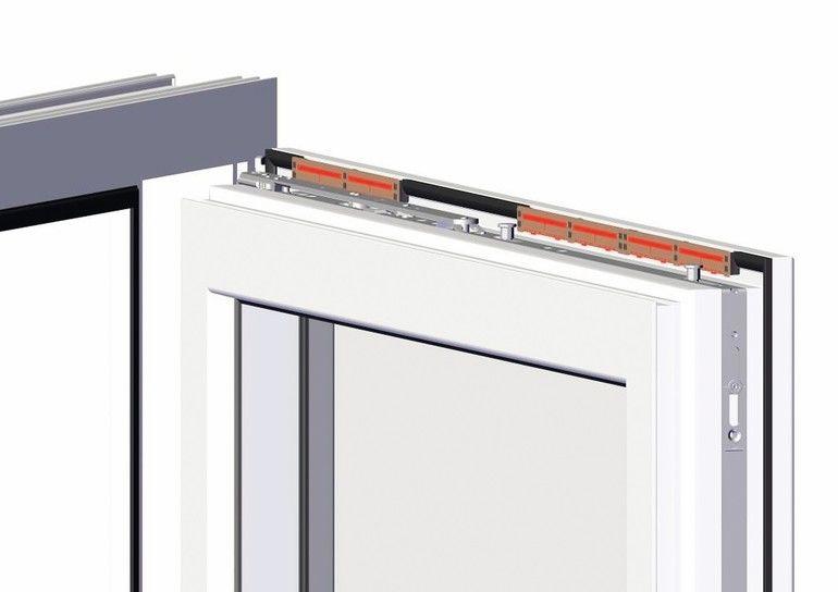 Fensterfalzlüfter sind praxisgerecht und konform mit DIN 1946-6. Bild: Innoperform