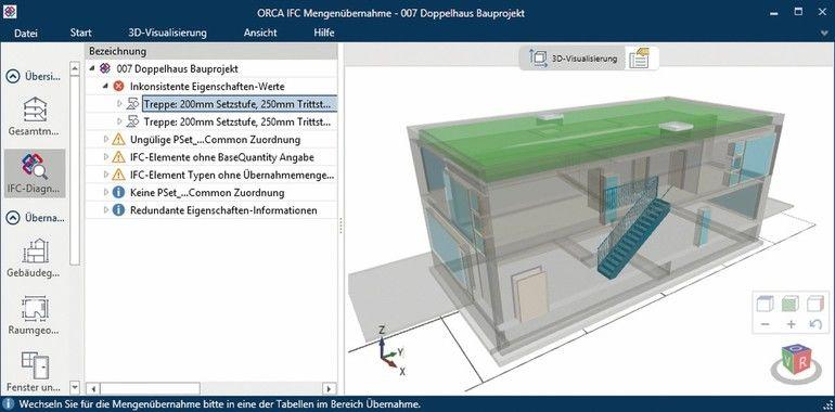 AVA-Software: Noch übersichtlicher und intuitiver bedienbar. Bild: Orca