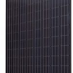 Wirkungsgrad von 20 Prozent und mehr bei neuen Solarzellen: Drei Modulvarianten werden von Panasonic in der Produktserie HIT+ zusammengefasst. Bild: Panasonic