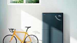 Batteriespeicher für Eigenheime im modernen Design: Junelight Smart Battery vereint Funktionen für intelligentes und sicheres Energiemanagement. Bild: Siemens