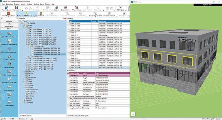 AVA-Softwarelösung: Unabhängig sein im BIM-Prozess