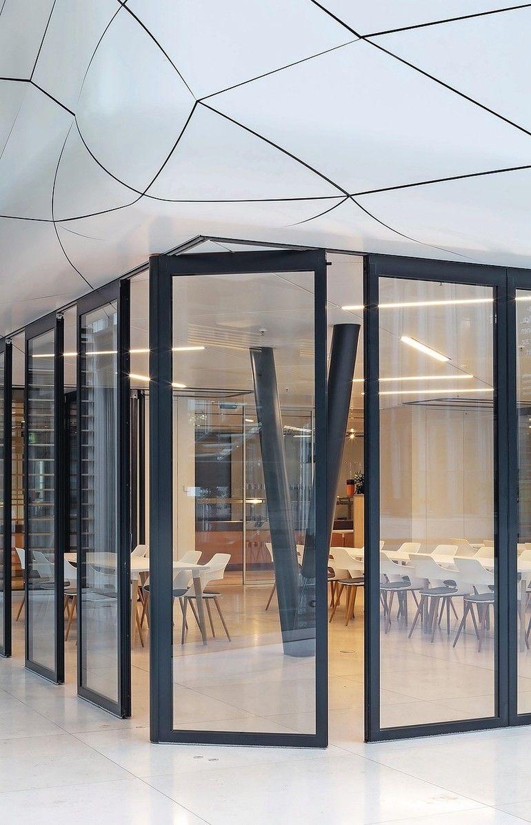 Glas-Schiebewände ohne Eckpfeiler, wärmegedämmt, komplett öffenbar
