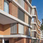 Neubau von zwei Stadthäusern in Freiburg