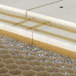 Waben-Dämmsystem mit Schüttung. Bild: James Hardie Europe GmbH