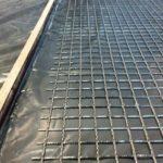 Gitter für Betonguss. Bild: Firma Koch Bauinstandsetzung