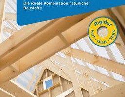 Die Broschüre ist unter www.rigips.de/rigidur_holzbau erhältlich.