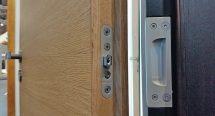 Eingangstüren mit Einbruchschutz bis zur Widerstandsklasse RC4 . Bild: Basys
