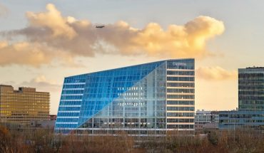 """Bürohaus """"The Edge"""" : Herausragend zertifiziert"""