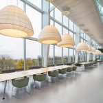 Transparente Gestaltung sorgt überall für Tageslicht. Bild: Ronald Tillemann