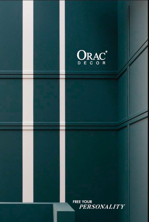 Broschüre. Bild: Orac Decor