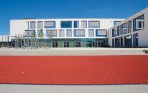 Olympisches Trainingsniveau: Die Sportanlagen der Eliteschule des Sports in München verfügen über hochwertige Bodenbeläge. Bild: Tobias Müller / Polytan