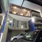 Ein vollautomatisches Parksystem eignet sich insbesondere für Sanierungsvorhaben in eng bebauten Zeilen oder auch Neubauvorhaben mit knapp bemessener Fläche. Bild: Stopa GmbH