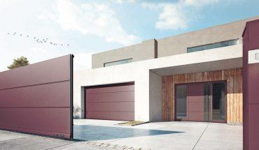 Der polnische Hersteller Wisniowski bietet farb- und designgleiche Haustüren, Garagentore und Zaunanlagen in 16 neu entwickelten Farben an.