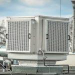 """Für das Laufenberg-Technikum entschied man sich für die """"CoolStream-Lösung; ein adiabatisches Kühlsystem. Bild: Colt International"""