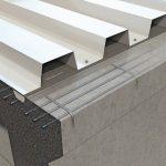 Sichere Verbindung von Stahltrapezblech und Beton