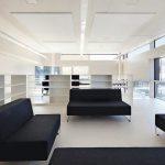 Die Luftleitung ist im Raum unsichtbar, die Ästhetik des Gebäudes wird somit nicht beeinträchtigt. Bild: Kiefer