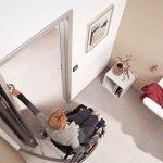 Barrierefreier Zugang zum Badezimmer