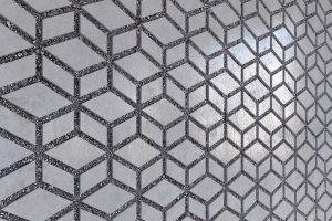 """""""artico neo"""" ist eine mit einem Beton-Entaktivierer bedruckte Folie, mittels derer sich Grafiken oder Bilder auf Sichtbeton-Oberflächen aufbringen lassen."""