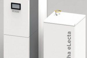 Brennstoffzellen-Gerät: Wärme- und Stromerzeugung
