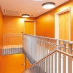 Treppenhaus. Bild: PSS Interservices AG