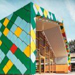 Neubau einer Schulmensa in Stuttgart