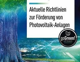 Cover Photovoltaik-Broschüre von Panasonic
