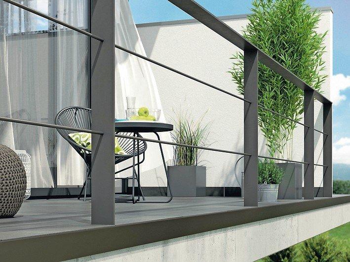 Funktionelle Balkonsanierung. Bild: Alferpro