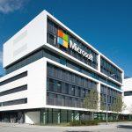 Das Microsoft-HQ Deutschland, München. Bilder: Andreas Frisch; GSP Architekten