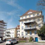 Die für die Entstehungszeit des Gebäudes um 1912 typischen Feuchteschäden im Kellerbereich mussten grundlegend saniert werden. Bild: Isotec GmbH