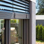 Die Aluminium-Außenschale mit anthrazitfarbener Pulverbeschichtung sorgt für Langlebigkeit und edles Design. Bild: Kneer-Südfenster