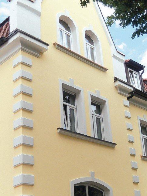 Wärmedämmende Fassadenprofile für mehr Individualität. Bild NMC