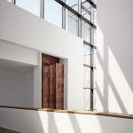 Das neutrale Glas ermöglicht u.a. einen freien Ausblick ohne farbliche Verfremdung. Bild: Kunsthalle Mannheim