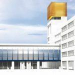 Das Kunstwerk enstand in Zusammenarbeit von Eric Parry Architects und HLM Architects mit dem Londoner Künstler-Ehepaar Vong Phaophanit und Claire Oboussier. Bild: Sedak