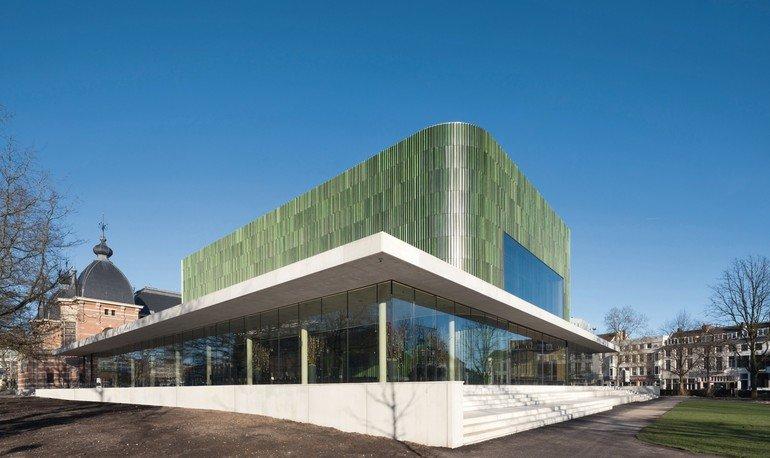 Gute Raumakustik bietet der neue Konzertsaal des Musis Sacrums. Bild: Bart van Hoek