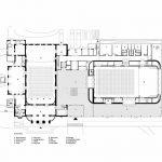 Grundriss Neubau Erdgeschoss. Zeichnung: Van Dongen-Koschuch