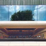 In der Keramikfassade wurde eine Panoramafront als doppelt verglaste Konstruktion aus Isolierglas mit Lufthohlraum (Schallschutz) ausgeführt. Bild: Bart van Hoek